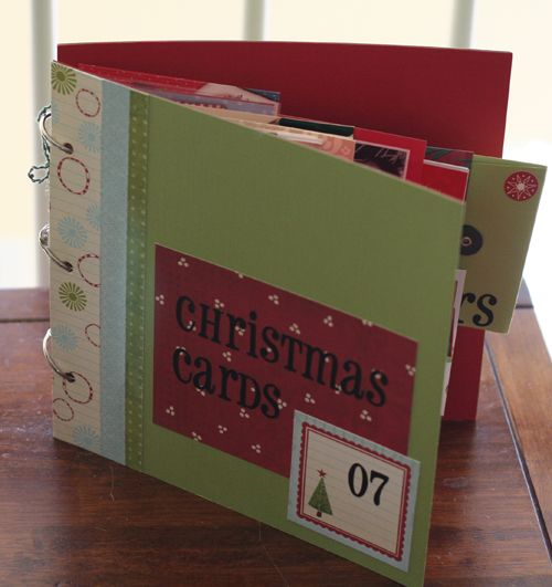 What a cool idea below is a photo of a greeting card card book m4hsunfo