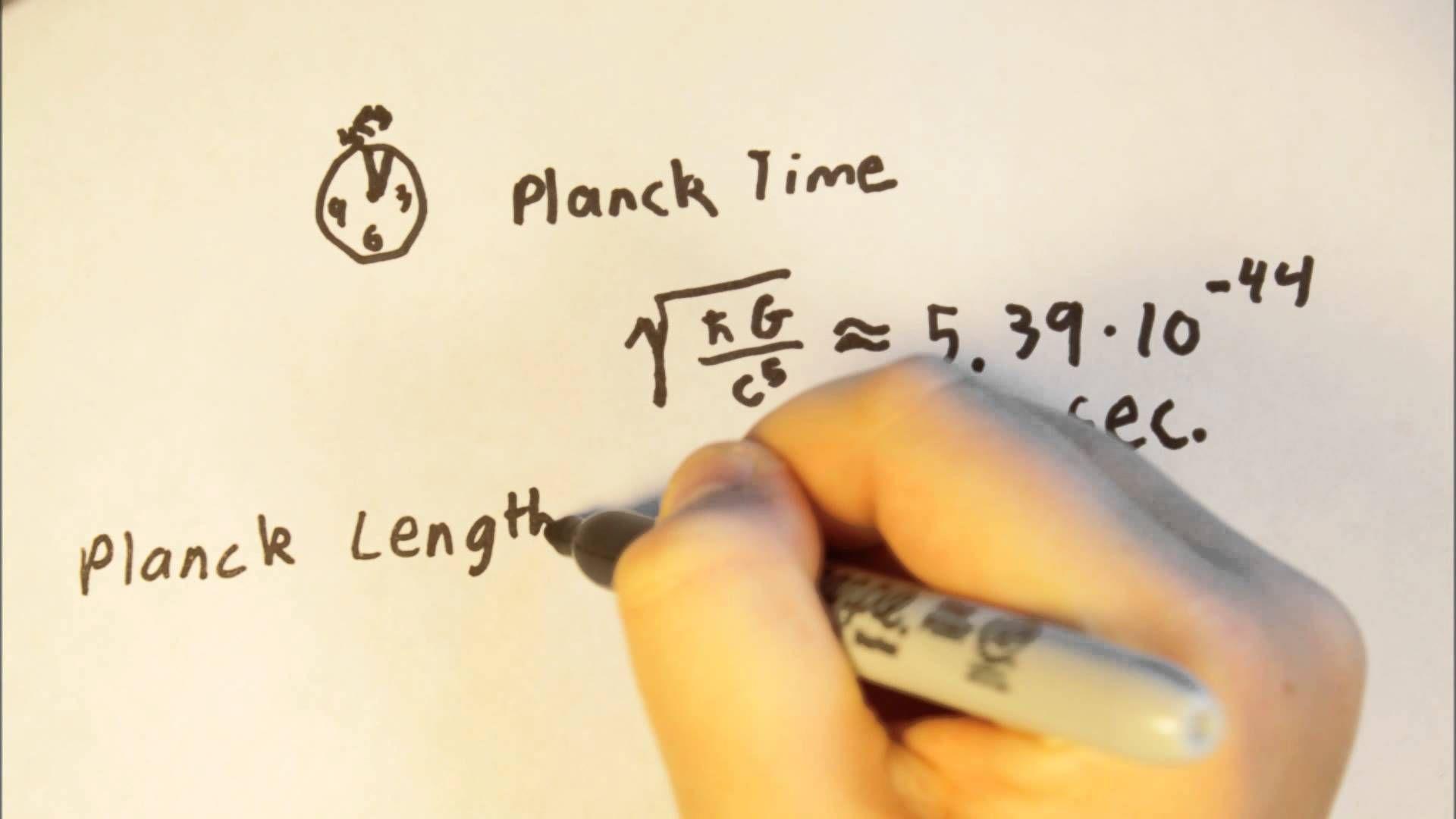 Planck's Constant | Planck constant, Astronomy science, Planck length
