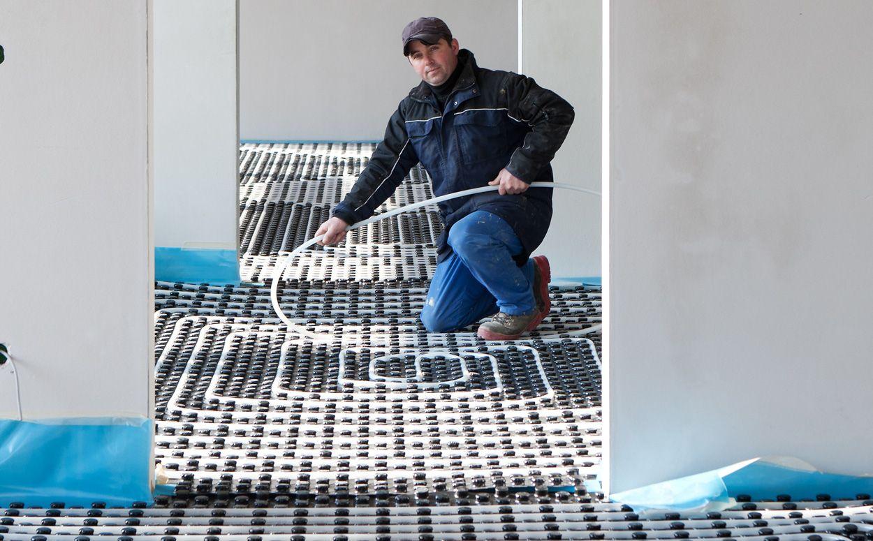 Prijs vloerverwarming Vloerverwarming, Vloeren en Interieur