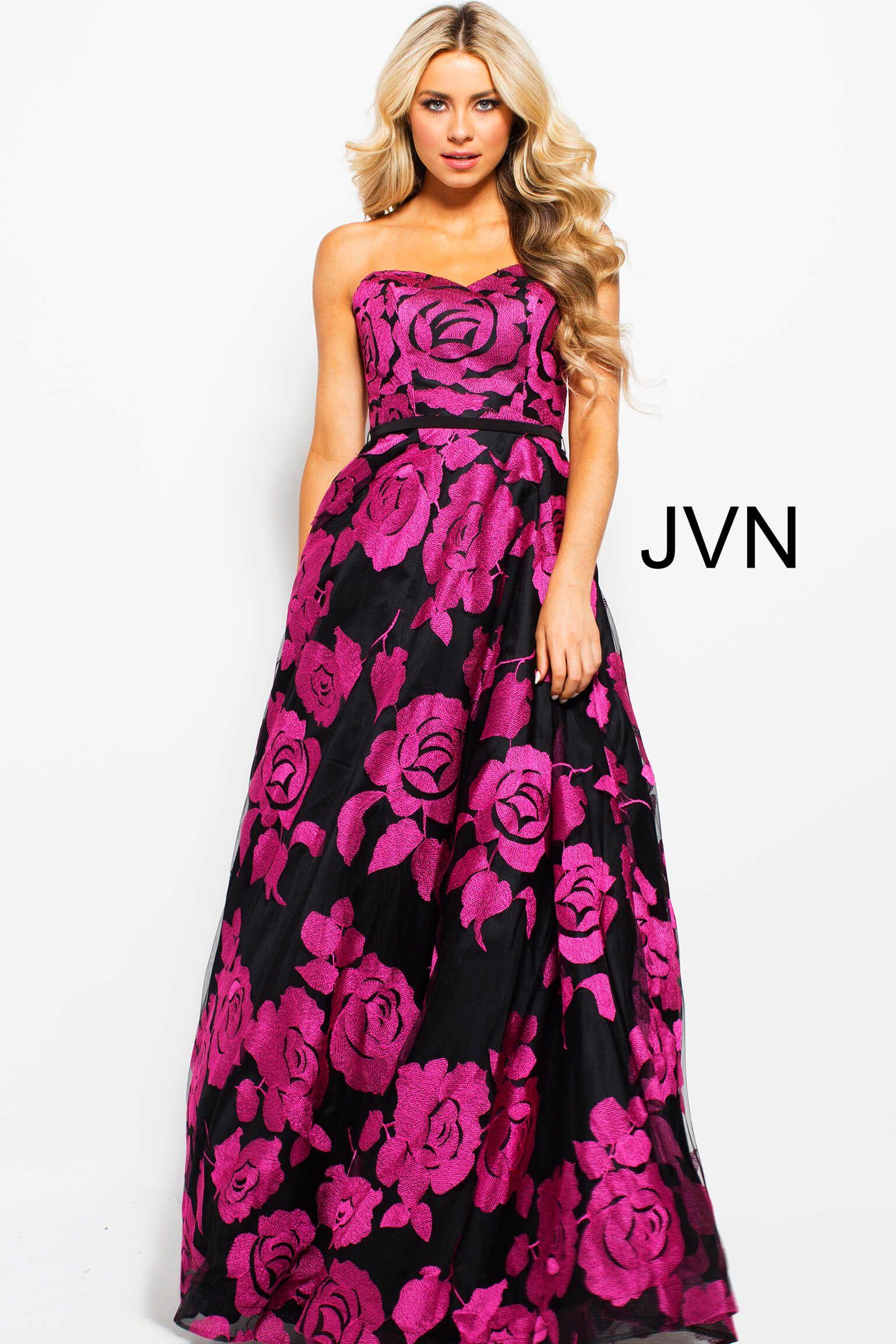 351ba449c9 JVN by Jovani JVN60044 - International Prom Association  promdress  dresses