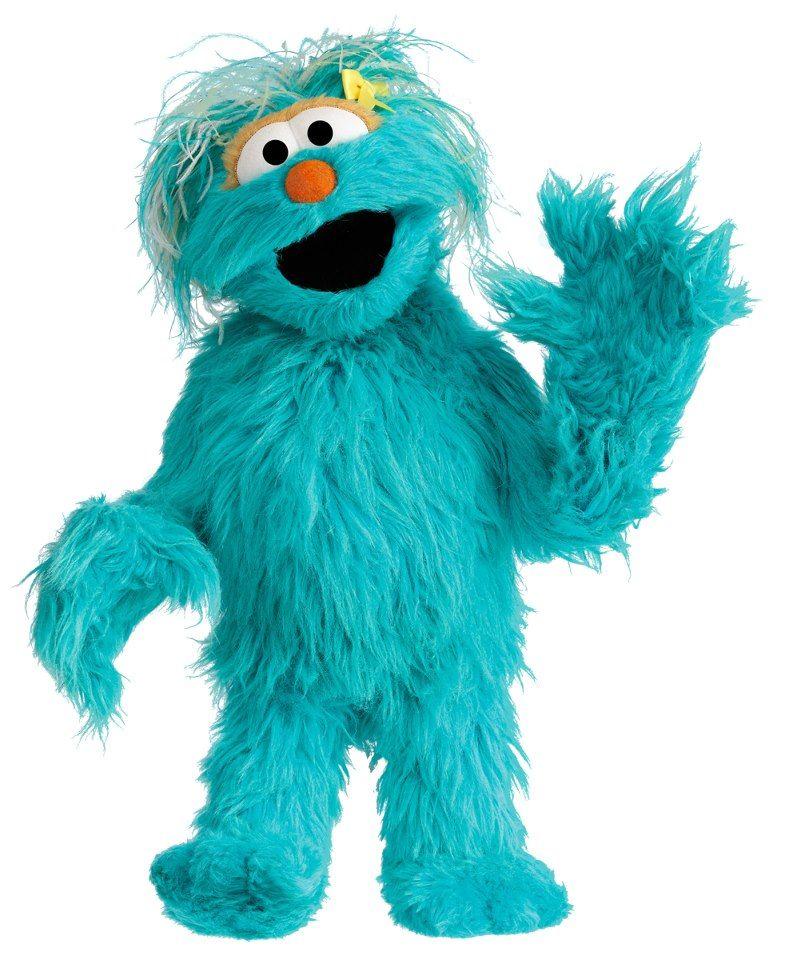 Rosita Sesame Street Muppets The Muppet Show Sesame