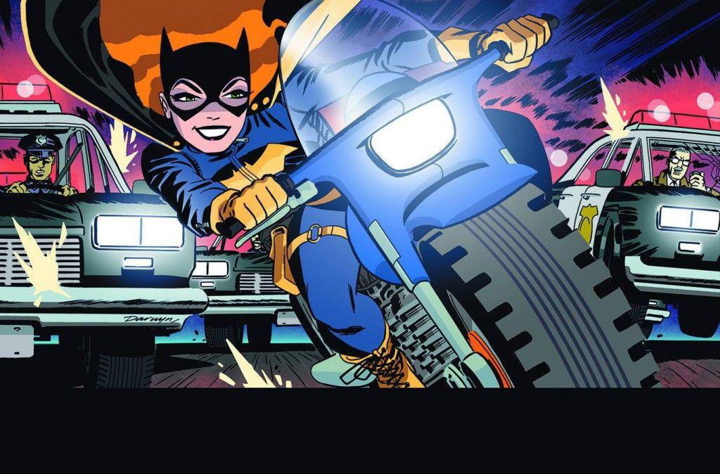 Batgirl #37 Darwyn Cooke Variant