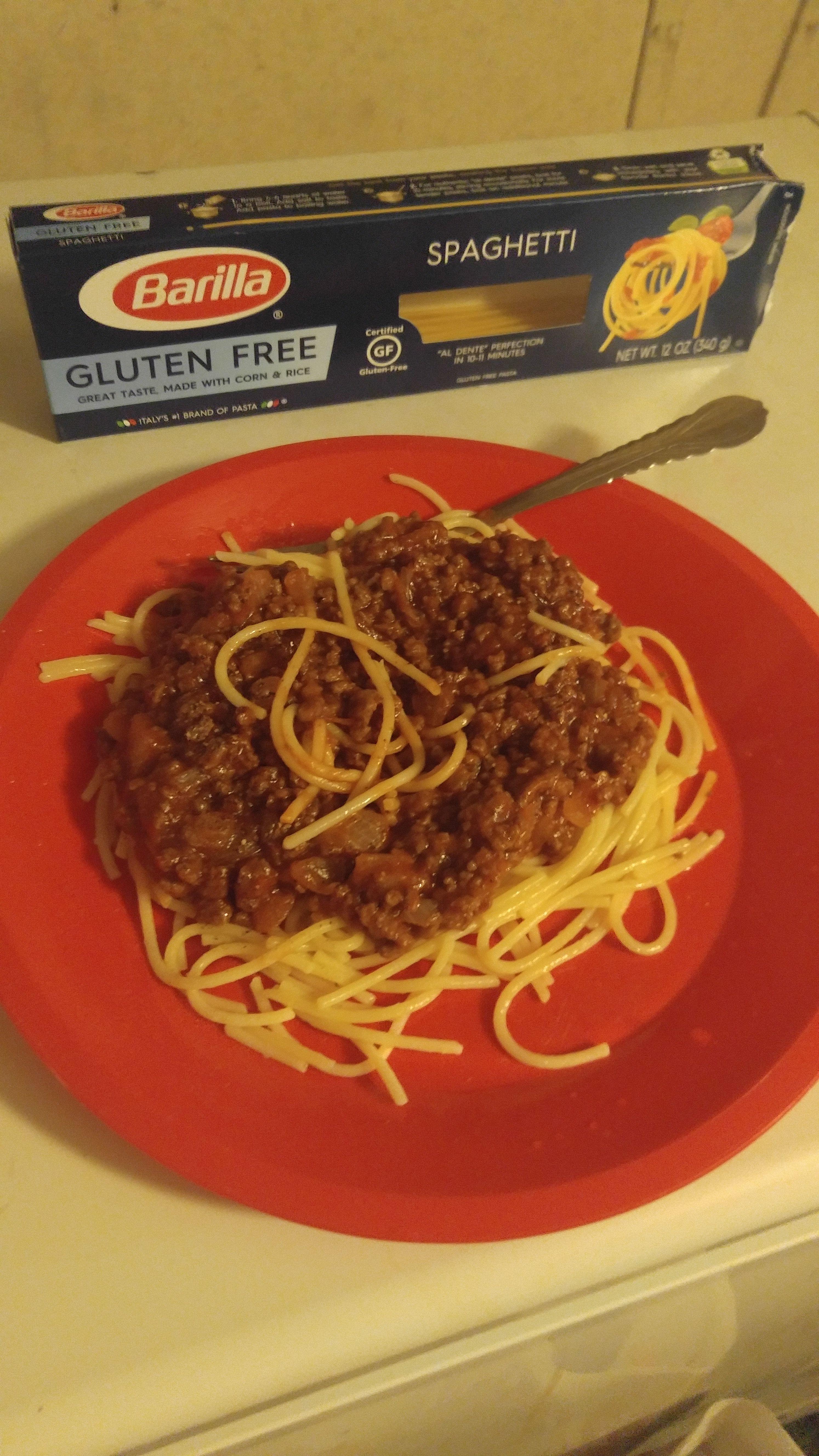 gluten free spaghetti sauce recipe