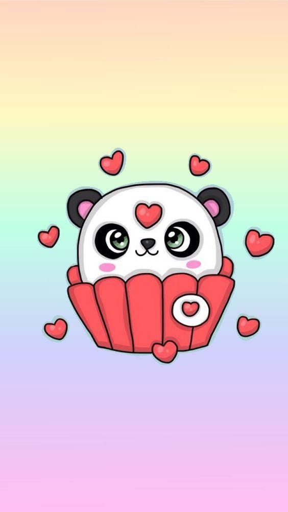 Hd Kawaii Wallpapers Cute Backgrounds Images A New Wallpapers App With Beautiful Pictures Of Cute K Kawaii Wallpaper Cute Easy Drawings Cute Panda Wallpaper