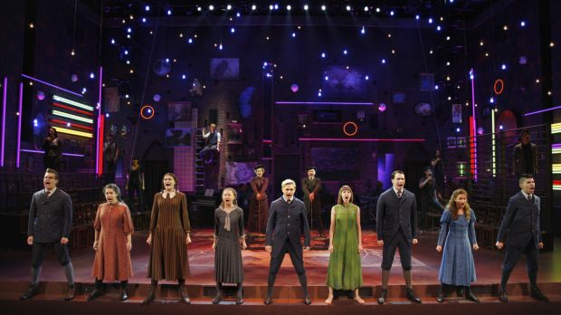 Spring Awakening Images Tour Cast Wallpaper And Background Photos