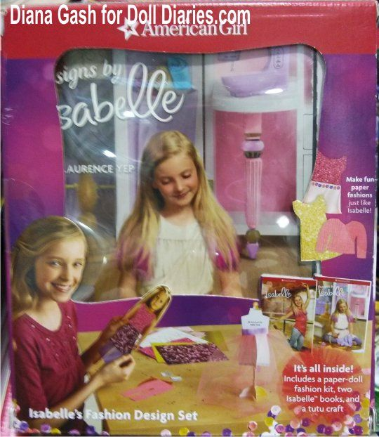 Isabelle American Girl Doll Book