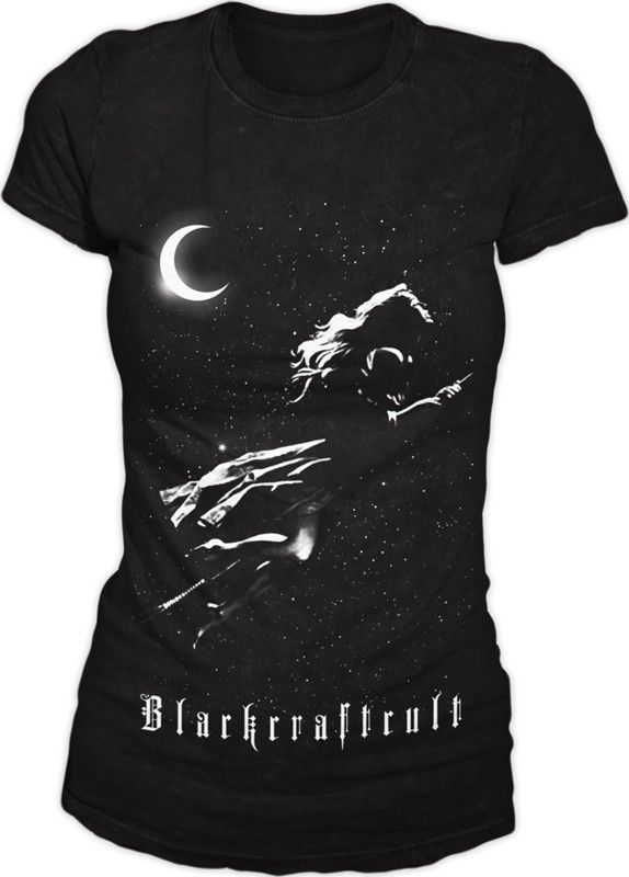 Blackcraft Moonlight Womens T Shirt Buy Online Australia Beserk