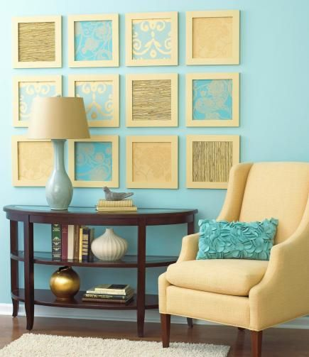 Easy Blank Wall Solutions | Blank space, Diy art and Art pieces