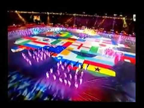 Shakira Waka Waka Closing Ceremony South Africa Fifa World Cup 2010 Fifa World Cup Waka Waka World Cup