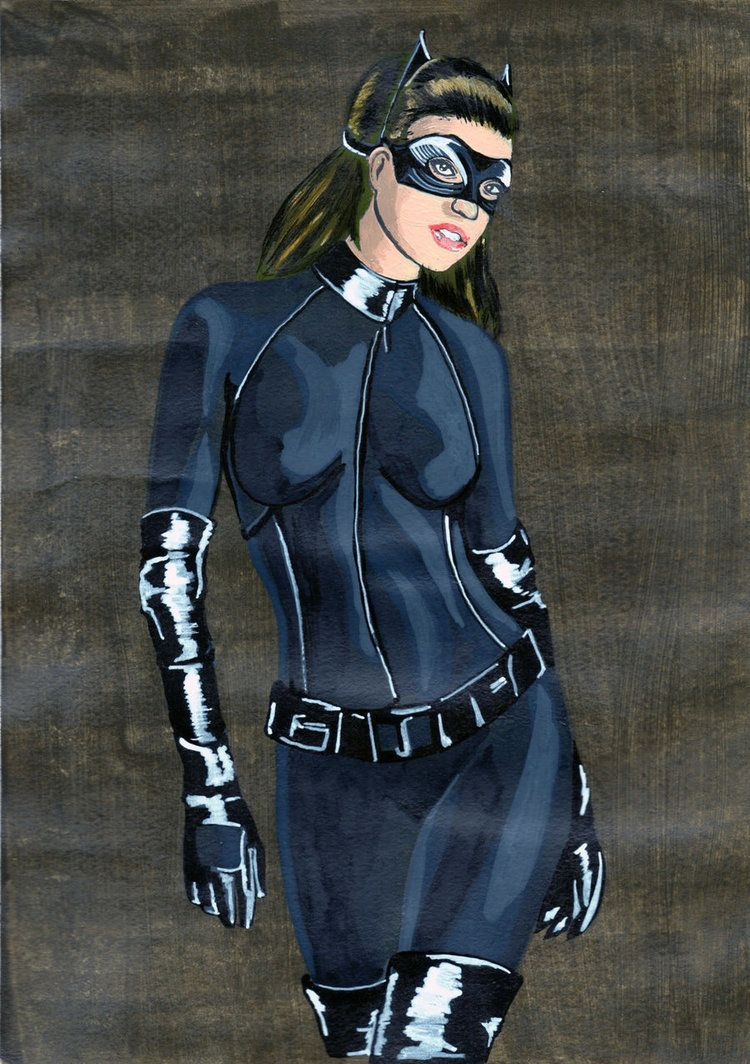 THE DARK KNIGHT RISES - Catwoman by Staceyleeh on DeviantArt
