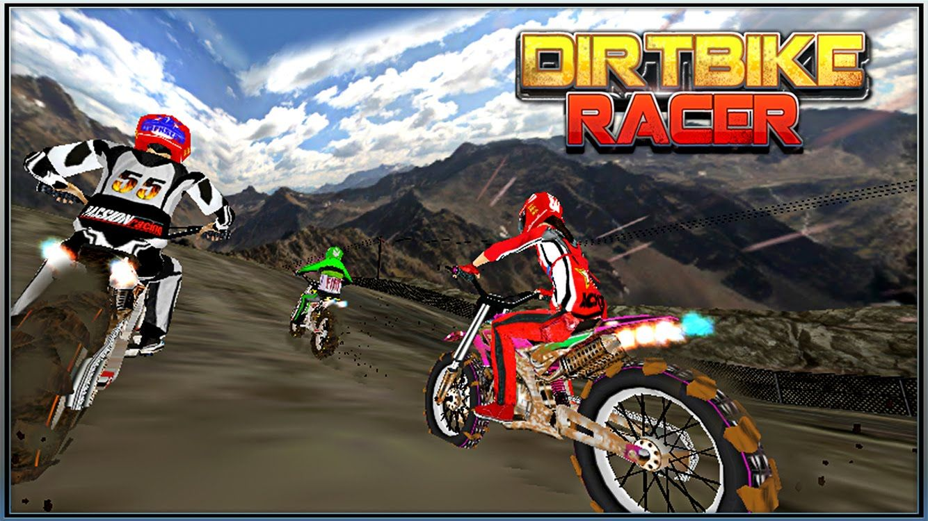 Dirt Bike Racer 3d Offroad Drag Race Game On Android With