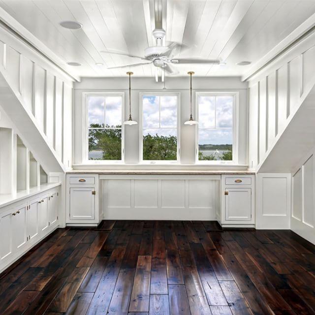 Bonus Room Bedroom Multi Use Board Batten Walls And