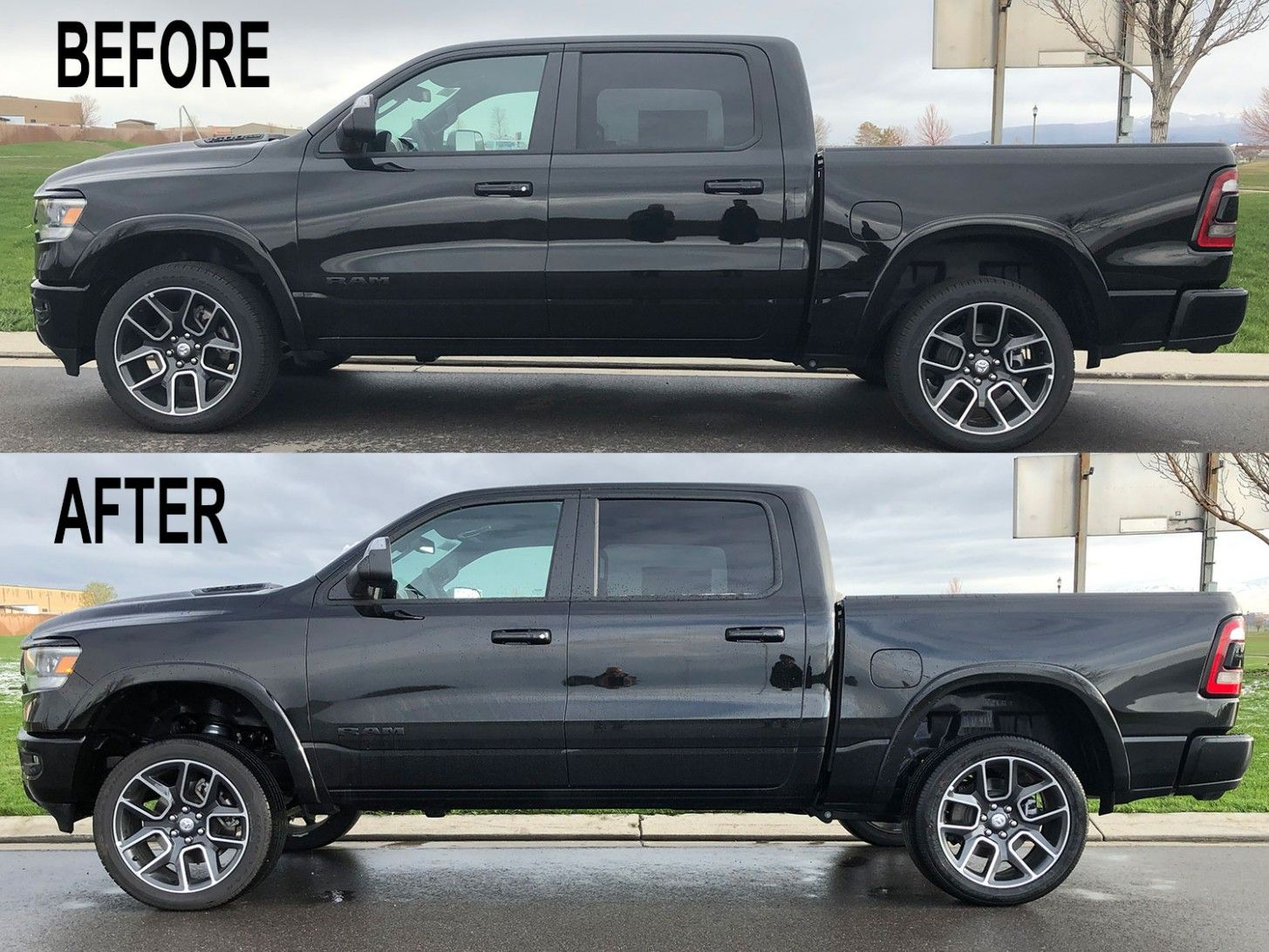 2020 Dodge Ram Lowering Kit Design Will Be A Thing Of The