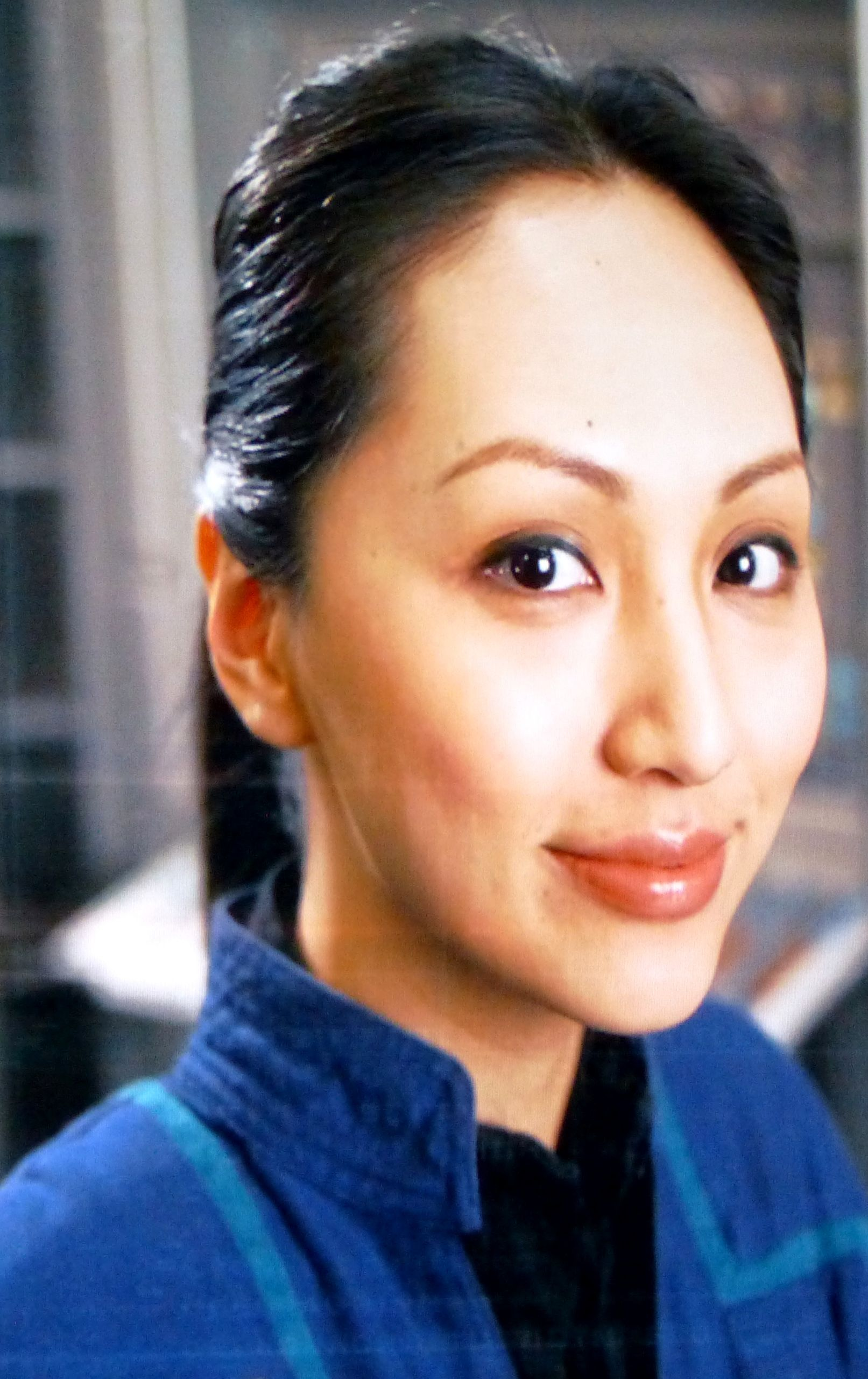 Linda Park is a South Korean-born American actress  She is