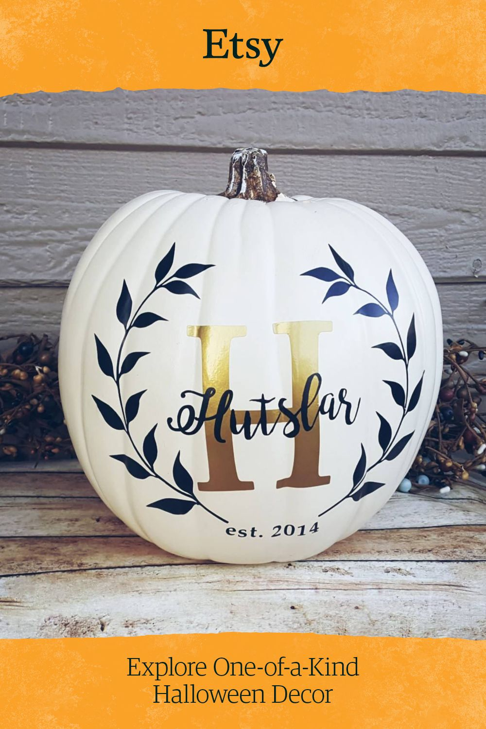 One Of A Kind Halloween Decor To Make Your Home Spectacularly