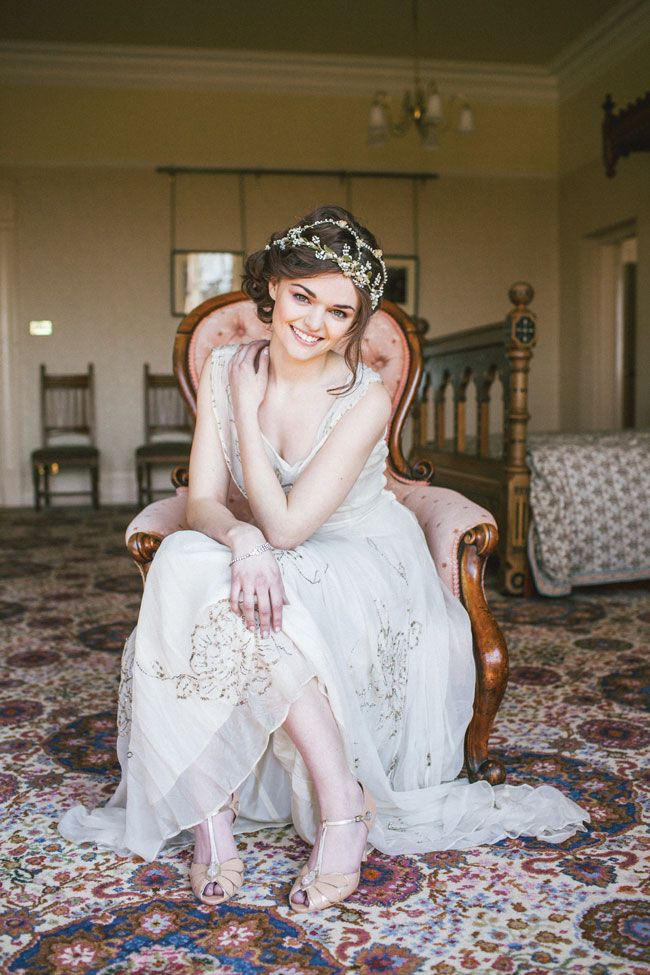 Must-see vintage wedding