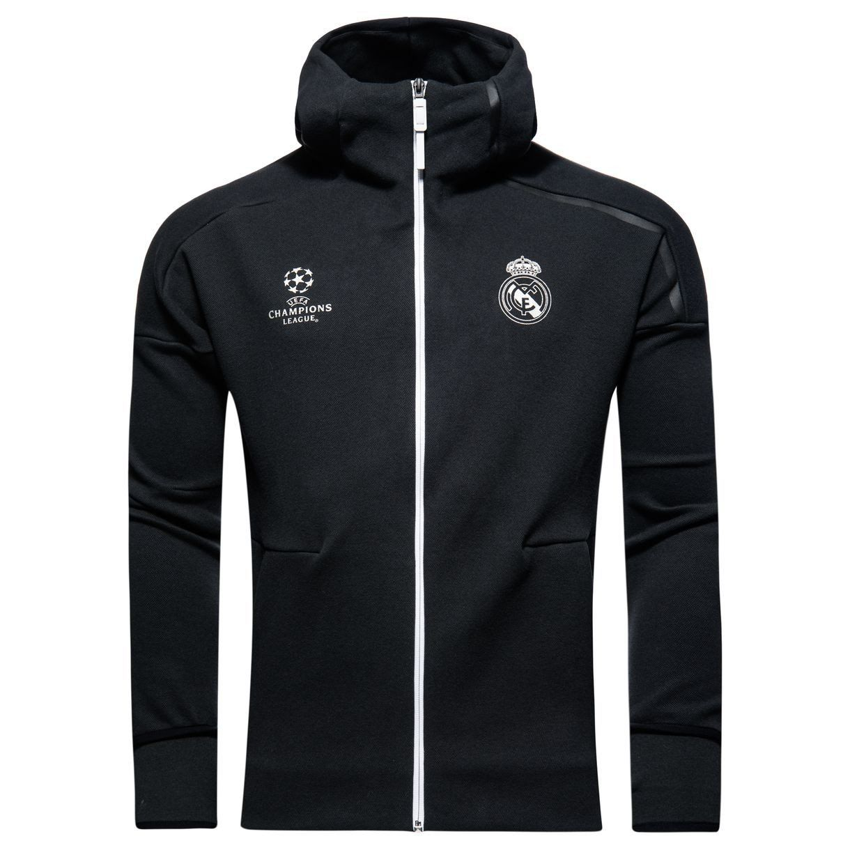Veste real madrid zne noir