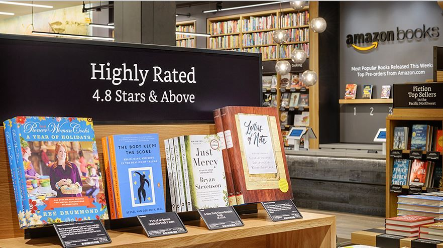 Amazon plans to launch physical bookstores in Chicago, San