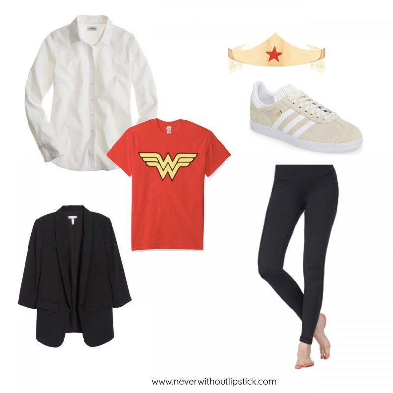 3 Office Appropriate Halloween Costumes Already in Your Closet - halloween costume ideas for the office