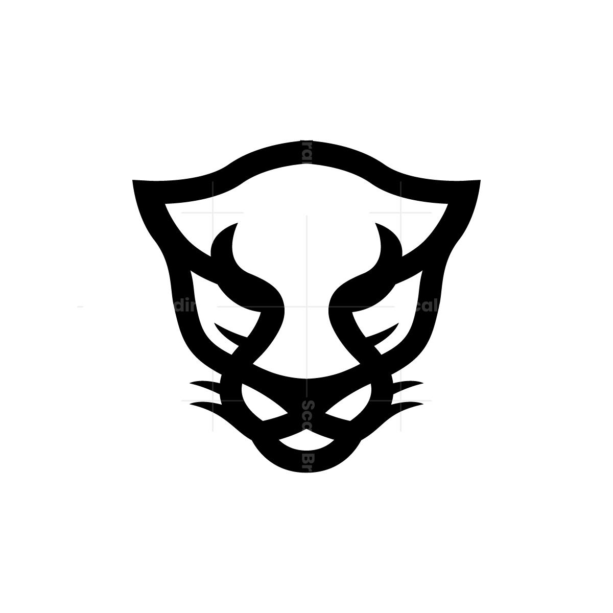 Black Panther Logo Panther Logo Black Panther Panther
