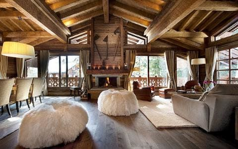 The World S Most Expensive Ski Chalets Chalet Design Chalet Interior Home Interior Design
