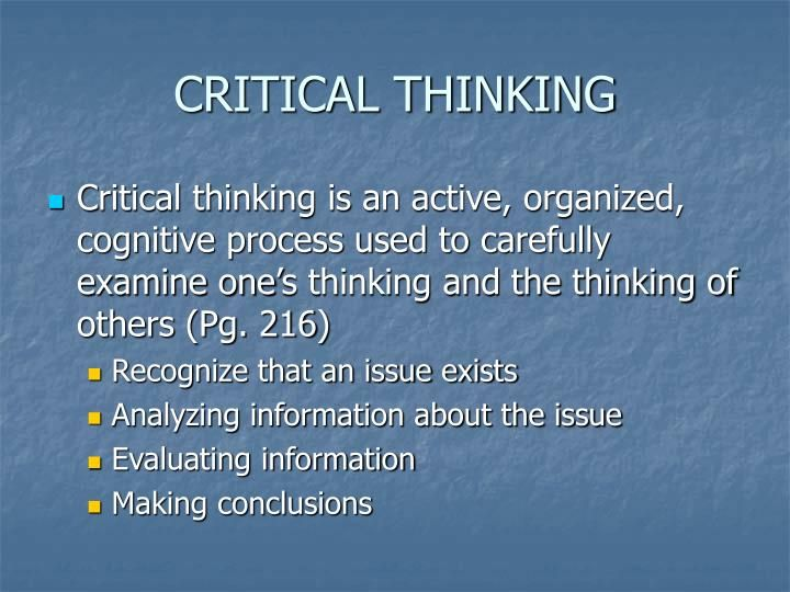 critical thinking powerpoint critical thinking pinterest