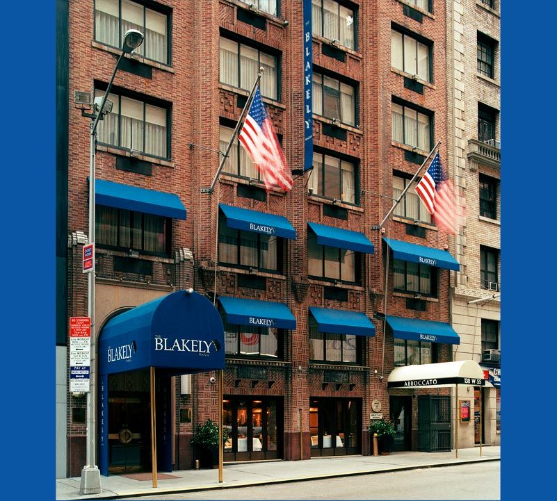 The Blakely Hotel 136 West 55th Street Manhattan New York 10019