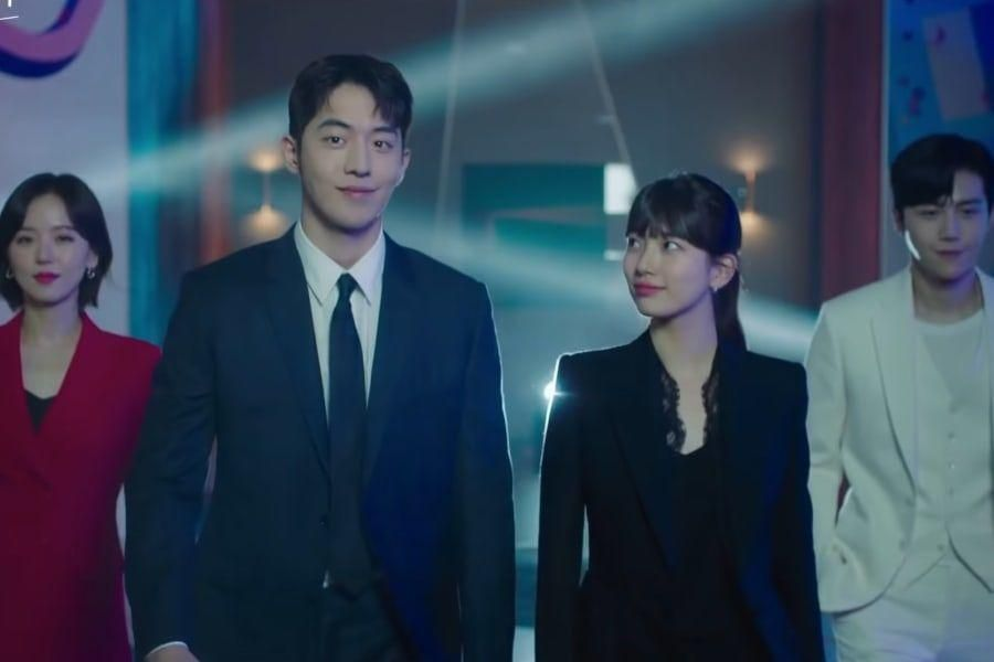 "Watch: Suzy, Nam Joo Hyuk, Kim Seon Ho, And Kang Han Na Are Determined To Change Their Lives In ""Start-Up"" Teaser"