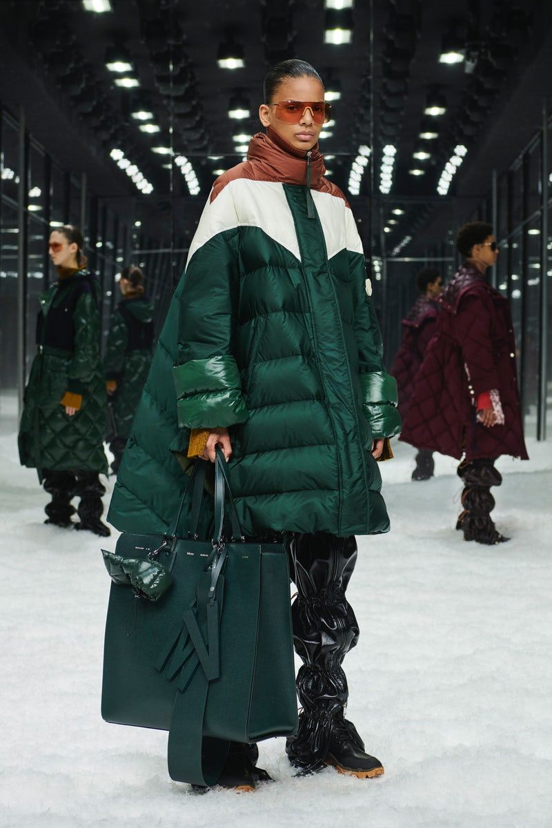 df857793f Moncler Genius in 2019 | FW Fall 2019 | Fashion, Moncler, Winter fashion