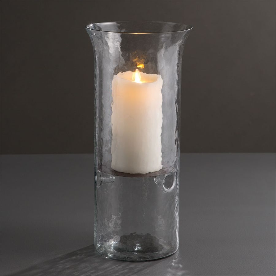 Oakville Hurricane 7 5 Dia X 16 H Backordered Till February Candle Holders Candles White Candles [ 900 x 900 Pixel ]
