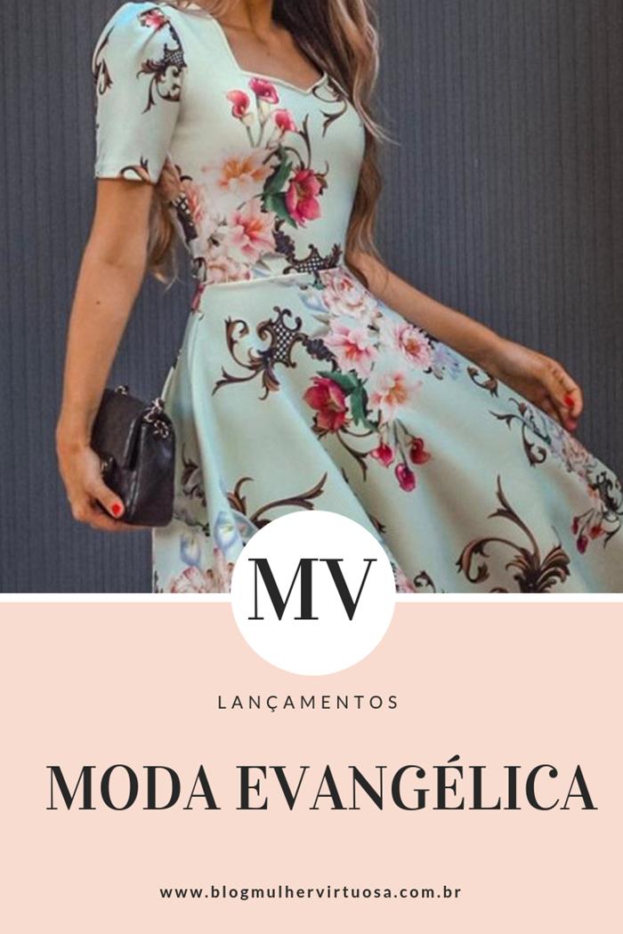 152411494 Loja Online Flor de Amêndoa - Lançamentos de MODA EVANGÉLICA 2019 ...
