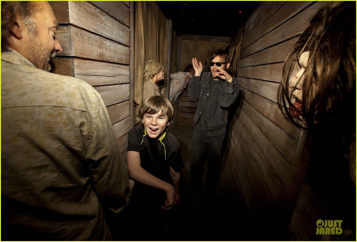 The Halloween Horror Nights attraction