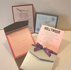 Custom Themed Sweet 16 Invitations