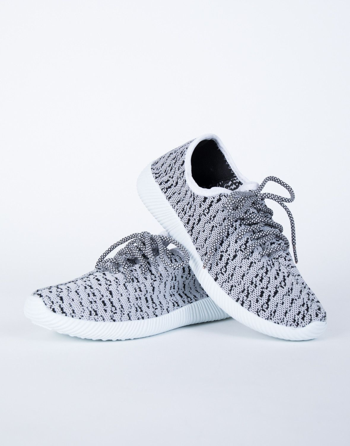 How to knit sneakers tanks 11