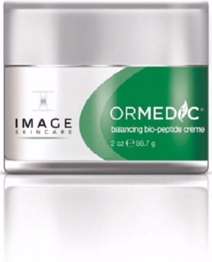 Image Skincare Ormedic Balancing 2 Ounce Bio Peptide Creme Organic Cream