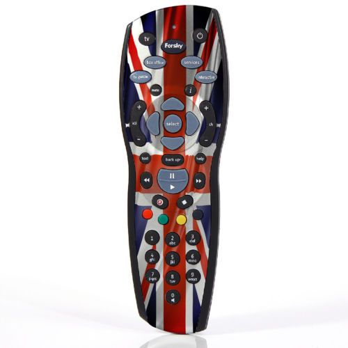 Union-Jack-Flag-Skin-Sky-Plus-HD-Remote-Controller-Sticker-UK-United-Kingdom