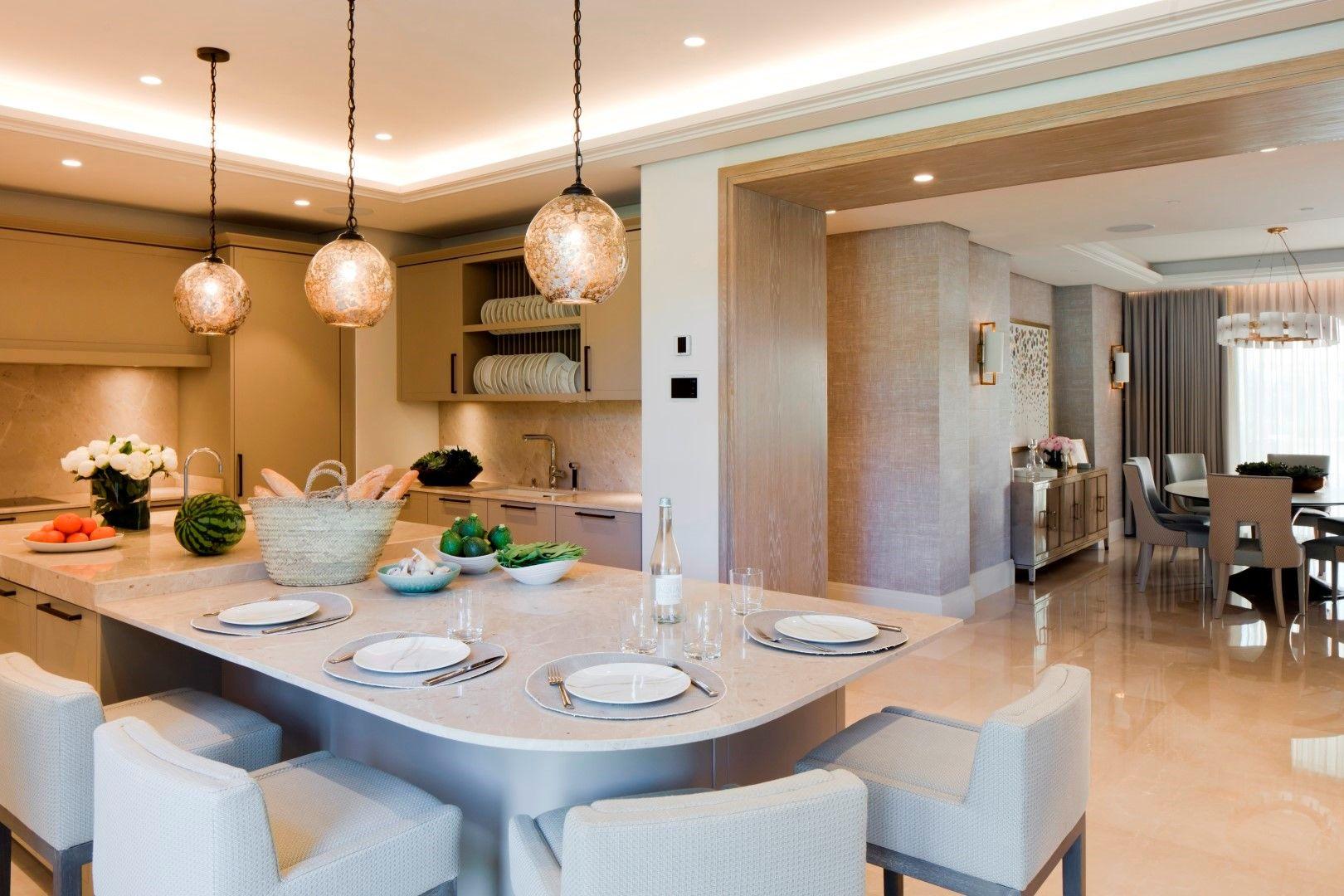 Luxury Spanish Interior Design For This Recent Marbella Project