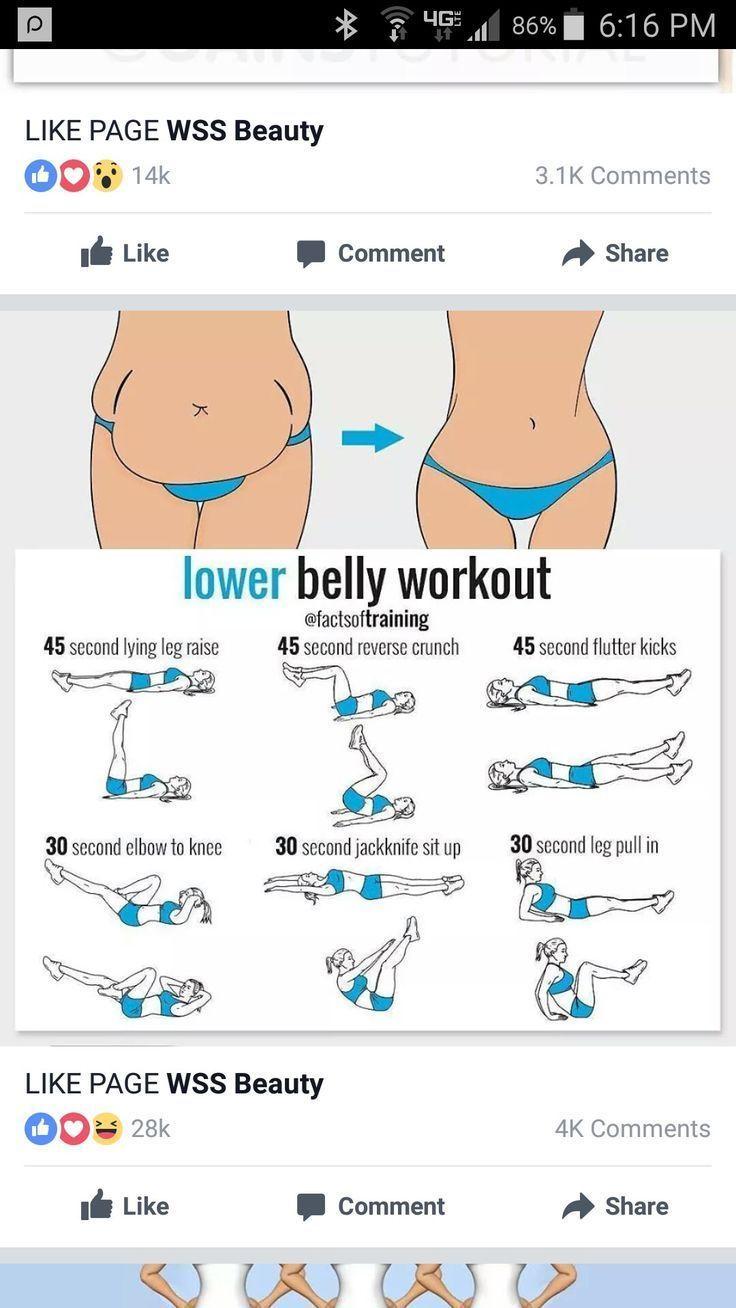 Fitness Motivation: Bauchübungen #Motivation - Zumba fitness - #Bauchübungen #Fitness #Motivation #Z...