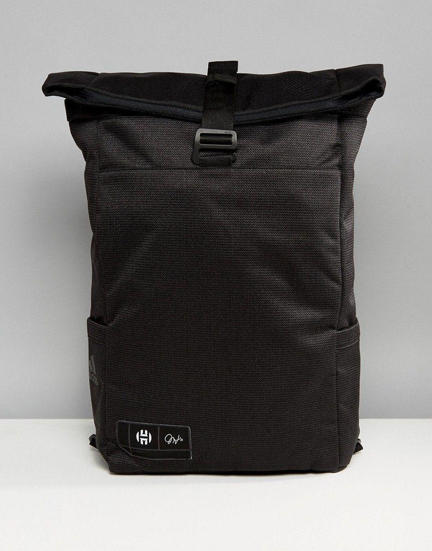 ADIDAS ORIGINALS ADIDAS JAMES HARDEN BACKPACK - BLACK.  adidasoriginals   bags