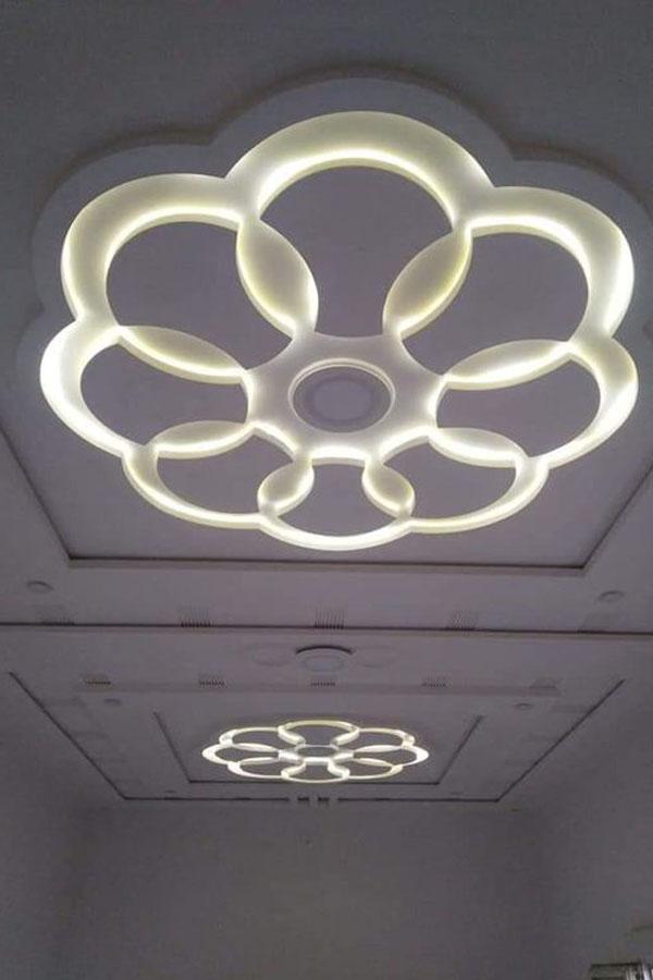 ديكور جبس اسقف وديكورات جبس بورد بتصاميم فخمة ديكورات أرابيا In 2021 Simple Ceiling Design Ceiling Design Ceiling Design Modern
