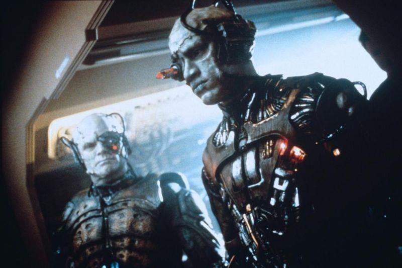 13++ Borg drone info