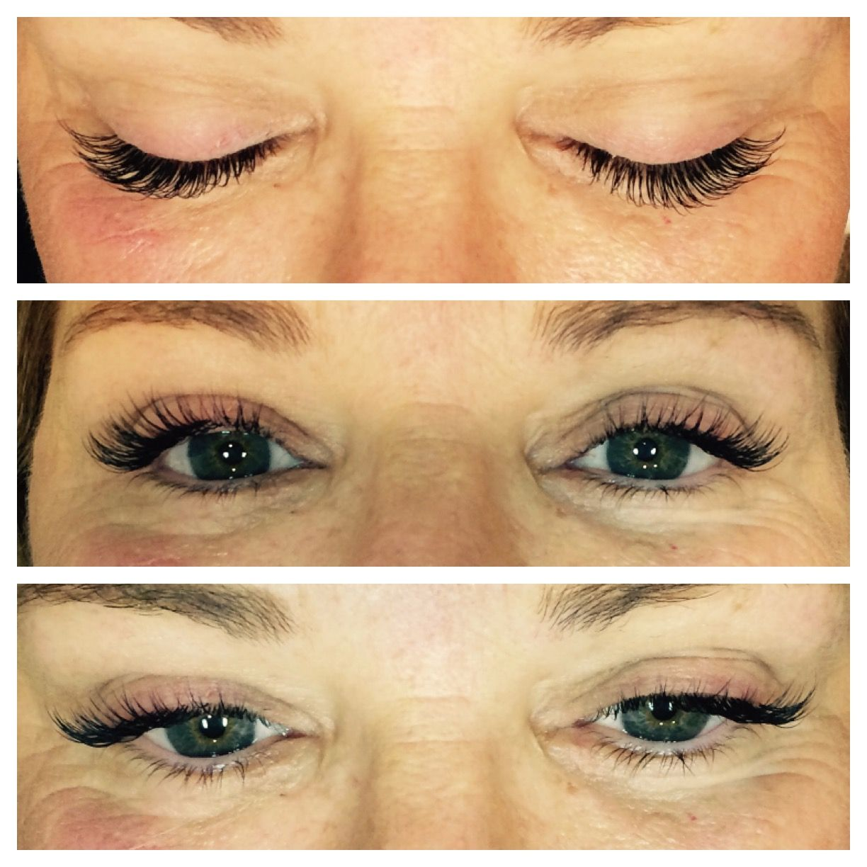 Individual Eyelash Extensions Xtreme Lashes My Work Pinterest