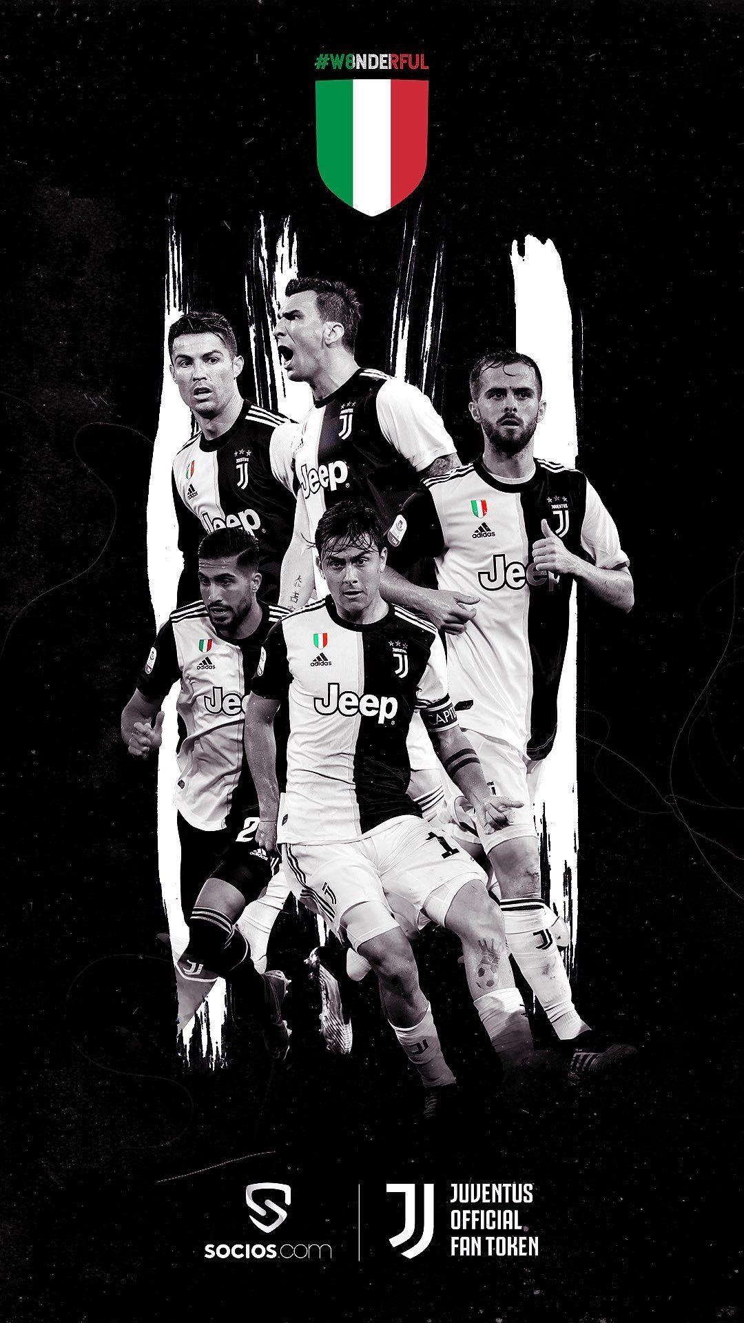 Download Sfondi Juventus Ronaldo Gif