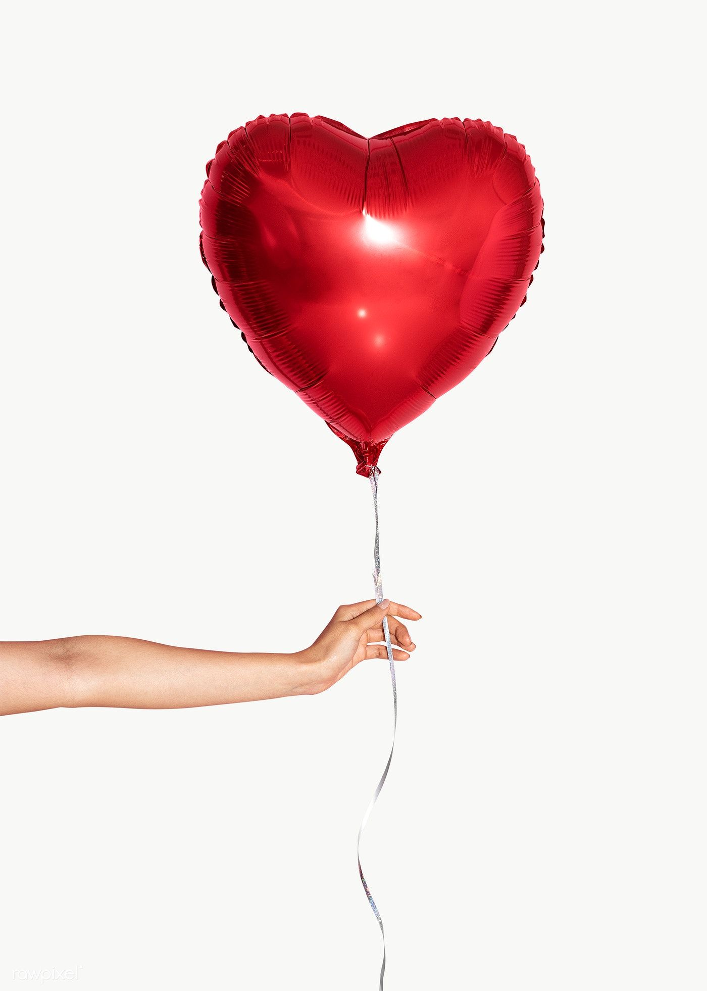 Red Heart Balloon Transparent Png Premium Image By Rawpixel Com Teddy Rawpixel Heart Balloons Balloons Black Balloons