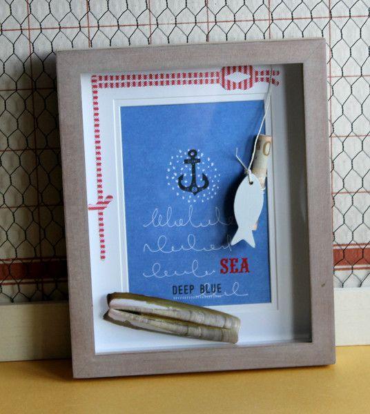 geschenke f r m nner schaukasten geldgeschenk maritim ein designerst ck von frlbetty bei. Black Bedroom Furniture Sets. Home Design Ideas