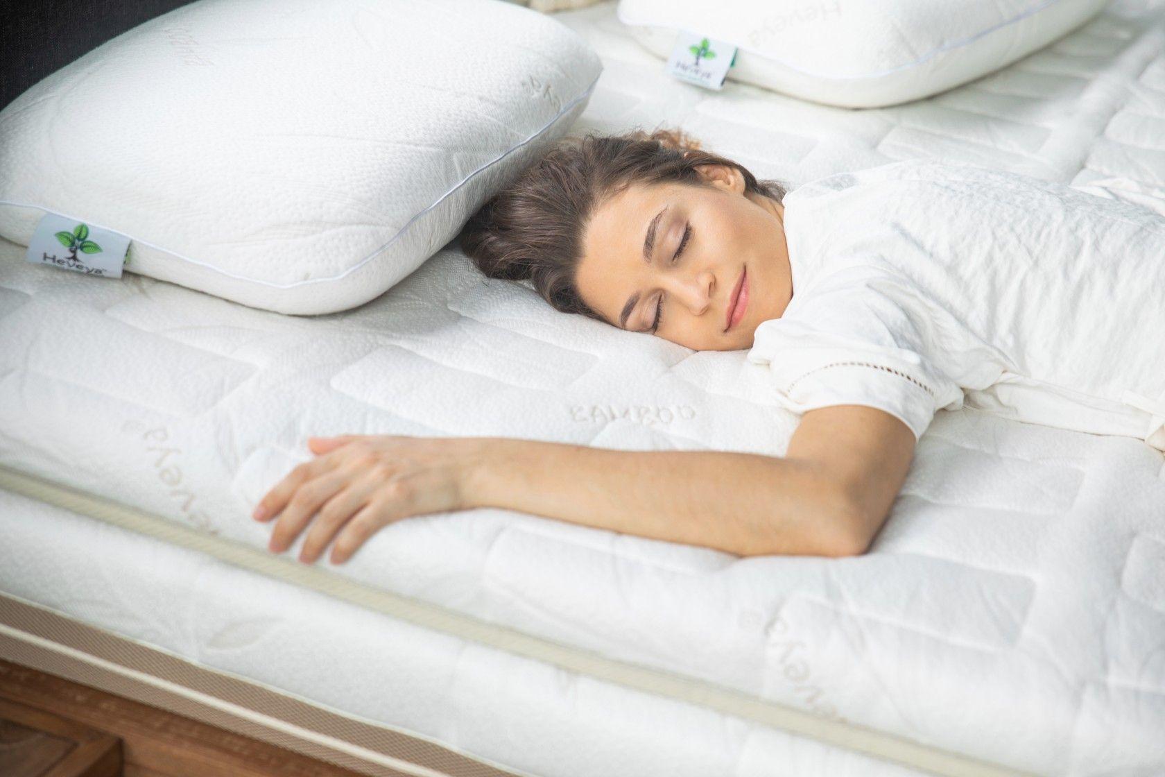 Customised Comfort Heveya Natural Organic Mattress Soft Mattress Bed Base European Beds