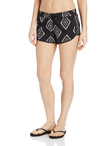 Billabong Juniors Tiny Voyager Shorts, Off Black, Small