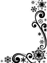 Image result for black and white borders  size paper also jolly martin jollymartin on pinterest rh