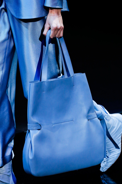 ba3eecfce034 Giorgio Armani Spring 2019 Ready-to-Wear Fashion Show in 2019