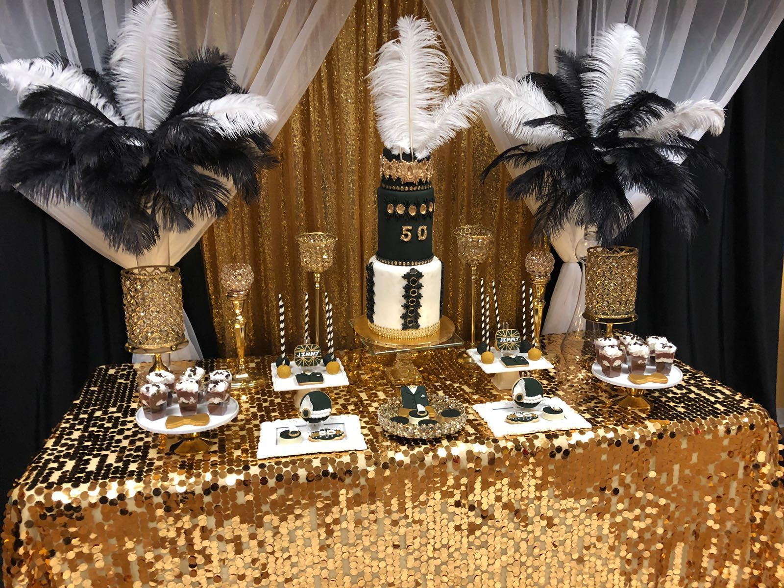 Gatsby party decoration  Gatsby themed party, Gatsby party